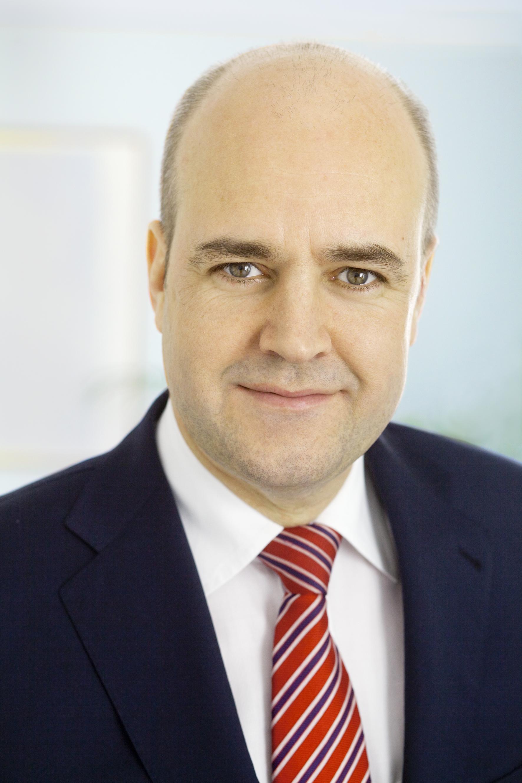 Slapp statsminister ger oss för höga elpriser - Fredrik-Reinfeldt