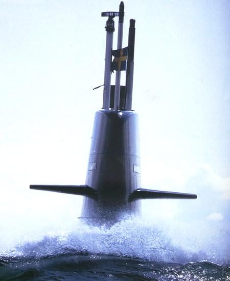 Sveriges ubåt Gotland imponerade på US Navy