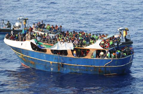 Flyktingar medelhavet1